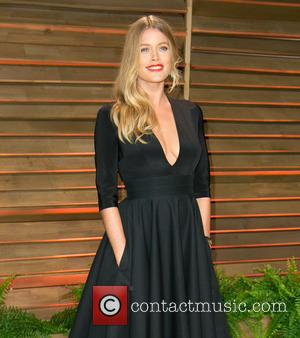 Doutzen Kroes - Vanity Fair Oscar Party - Arrivals - Los Angeles, California, United States - Sunday 2nd March 2014
