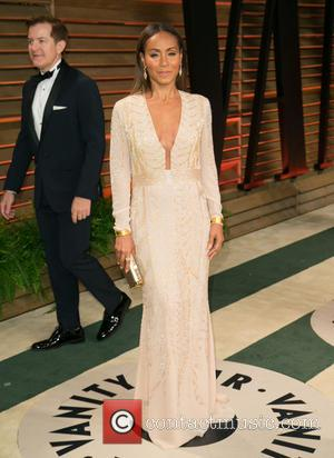 Jada Pinkett Smith - Vanity Fair Oscar Party - Arrivals - Los Angeles, California, United States - Sunday 2nd March...