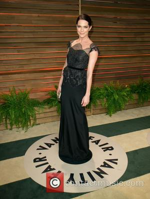 Katie Aselton - Vanity Fair Oscar Party - Arrivals - Los Angeles, California, United States - Sunday 2nd March 2014