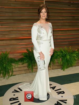 Marcia Gay Harden - Vanity Fair Oscar Party - Arrivals - Los Angeles, California, United States - Sunday 2nd March...