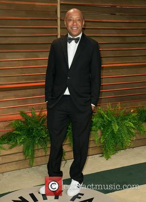 Russell Simmons - Vanity Fair Oscar Party - Arrivals - Los Angeles, California, United States - Sunday 2nd March 2014