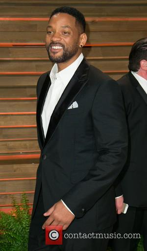 Will Smith - Vanity Fair Oscar Party - Arrivals