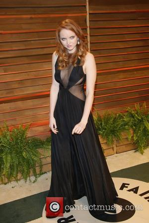 Lily Cole - Vanity Fair Oscar Party - Arrivals - Los Angeles, California, United States - Sunday 2nd March 2014