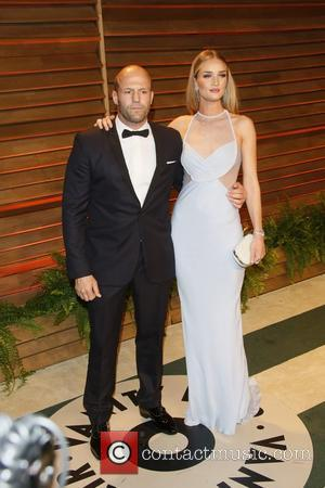 Rosie Huntington-whiteley and Jason Statham