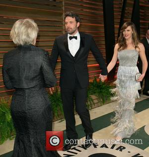 Glenn Close, Ben Affleck and Jennifer Garner - Vanity Fair Oscar Party - Arrivals - Los Angeles, California, United States...