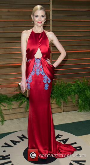 Jaime King - 2014 Vanity Fair Oscar Party held at Sunset Tower in West Hollywood - Arrivals - Los Angeles,...