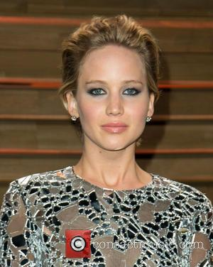 Jennifer Lawrence - 2014 Vanity Fair Oscar Party