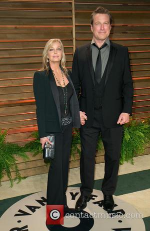 Bo Derek and John Corbett - Celebrities attend 2014 Vanity Fair Oscar Party at Sunset Plaza. - Los Angeles, California,...