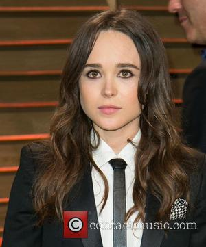 Ellen Page - 2014 Vanity Fair Oscar Party