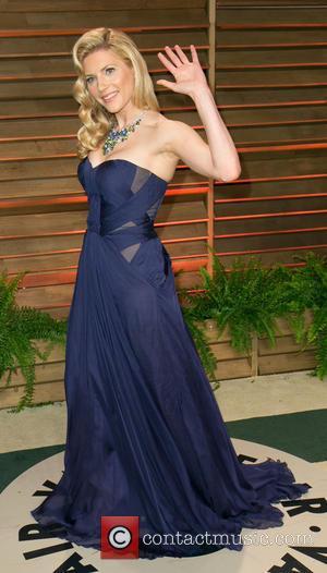Katheryn Winnick - Celebrities attend 2014 Vanity Fair Oscar Party at Sunset Plaza. - Los Angeles, California, United States -...