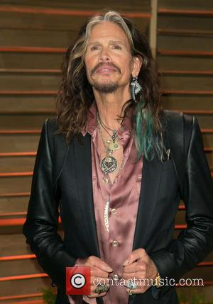 Steven Tyler - Celebrities attend 2014 Vanity Fair Oscar Party at Sunset Plaza. - Los Angeles, California, United States -...