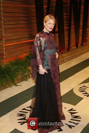 Mamie Gummer - Celebrities attend 2014 Vanity Fair Oscar Party at Sunset Plaza. - Los Angeles, United States - Sunday...