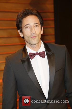 Adrien Brody - 2014 Vanity Fair Oscar Party in West Hollywood - London, United Kingdom - Sunday 2nd March 2014