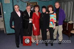 Carol Lawrence, George Marcy, Jamie Sanchez, Chita Rivera, Marilyn D'honau and William Guske