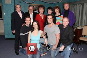 Jamie Sanchez, George Marcy, Carol Lawrence, Chita Rivera, Marilyn D'honau, William Guske, Sheffield Chastain, Charlotte Cohn, Jonathan Sale and Douglas Denoff