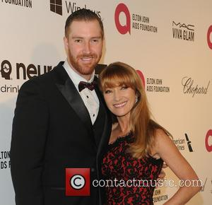 Jane Seymour and Son
