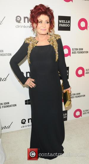Sharron Asborn - 22nd Annual Elton John AIDS Foundation Academy Awards Viewing/After Party - Arrivals - Los Angeles, California, United...