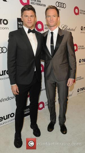 Neil Patrick Harris and Elton John