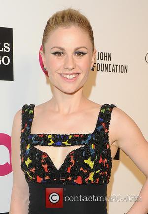 Anna Paquin - 22nd Annual Elton John AIDS Foundation Academy...