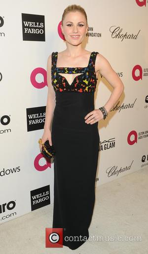 Anna Paquin - 22nd Annual Elton John AIDS Foundation Academy Awards Viewing/After Party - Arrivals - Los Angeles, California, United...