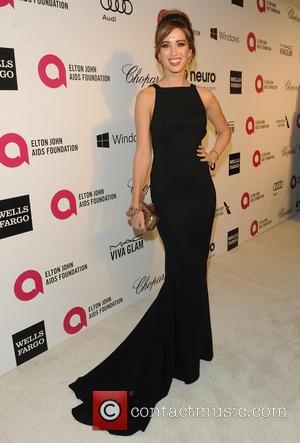 Melissa Bolona - 22nd Annual Elton John AIDS Foundation Academy Awards Viewing/After Party - West Hollywood, California, United States -...