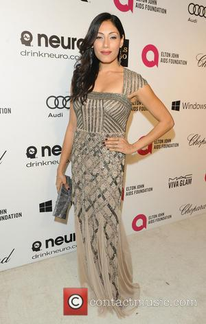 Tehmina Sunny - 22nd Annual Elton John AIDS Foundation Academy Awards Viewing/After Party - West Hollywood, California, United States -...