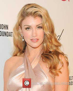 Amy Willerton - 22nd Annual Elton John AIDS Foundation Academy Awards Viewing/After Party - West Hollywood, California, United States -...