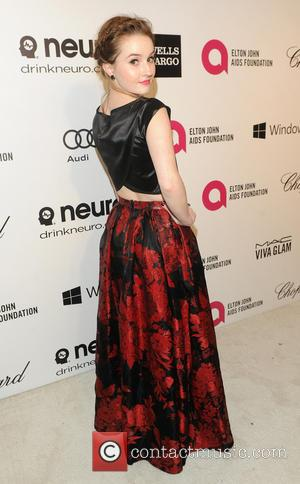 Kaitlyn Dever - 22nd Annual Elton John AIDS Foundation Academy Awards Viewing/After Party - Arrivals - West Hollywood, California, United...