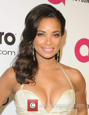 Rochelle Aytes - 22nd Annual Elton John AIDS Foundation Academy Awards Viewing/After Party - Arrivals - West Hollywood, California, United...