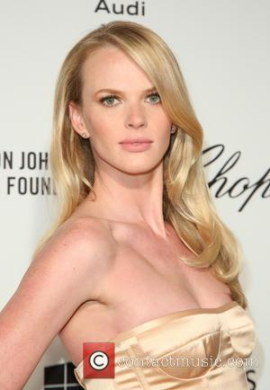 Anne Vyalitsyna - 22nd Annual Elton John AIDS Foundation Academy Awards Viewing/After Party - Arrivals - West Hollywood, California, United...