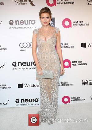 Carly Steel - 22nd Annual Elton John AIDS Foundation Academy Awards Viewing/After Party - Arrivals - West Hollywood, California, United...