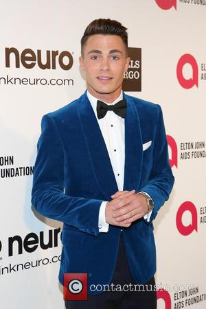 Colton Haynes - 22nd Annual Elton John AIDS Foundation Academy Awards Viewing/After Party - Arrivals - West Hollywood, California, United...