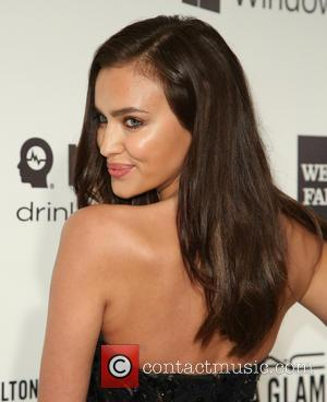 Irena Shayk - 22nd Annual Elton John AIDS Foundation Academy Awards Viewing/After Party - Inside - West Hollywood, California, United...