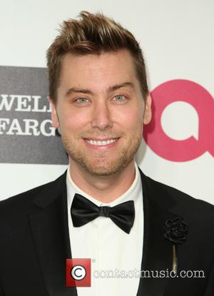 Lance Bass - 22nd Annual Elton John AIDS Foundation Academy Awards Viewing/After Party - Inside - West Hollywood, California, United...