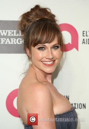 Nikki Deloach - 22nd Annual Elton John AIDS Foundation Academy Awards Viewing/After Party - Inside - West Hollywood, California, United...