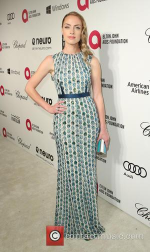 Rachel Skarsten - 22nd Annual Elton John AIDS Foundation Academy Awards Viewing/After Party - Inside - West Hollywood, California, United...