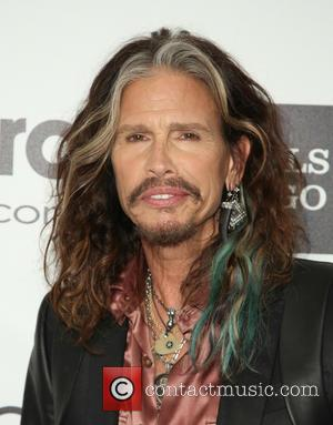 Steven Tyler - 22nd Annual Elton John AIDS Foundation Academy Awards Viewing/After Party - Inside - West Hollywood, California, United...