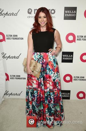 Jillian Rose Reed - Elton John AIDS Foundation Oscar Party Arrivals at the Pacific Design Center in West Hollywood, California....