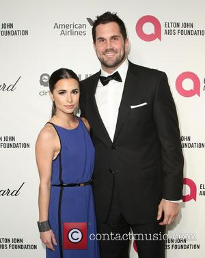 Matt Leinart and Josie Loren