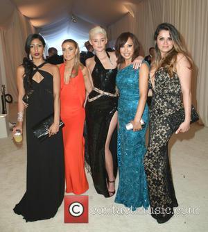 Carmen Electra, Caroline D'amore and Cheryl Burke