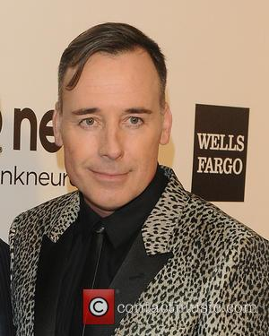 David Furnish - Elton John Aids Foundation presents 22nd Annual Academy Awards viewing party - Arrivals - West Hollywood, California,...