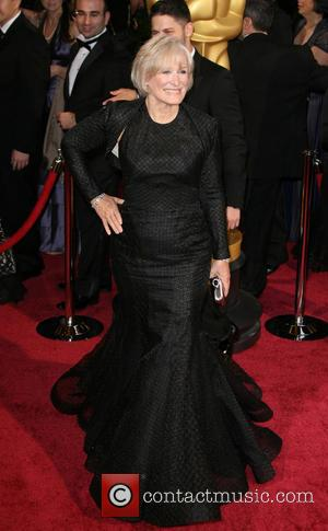 Glenn Close - The 86th Annual Oscars held at Dolby Theatre - Red Carpet Arrivals - Los Angeles, California, United...