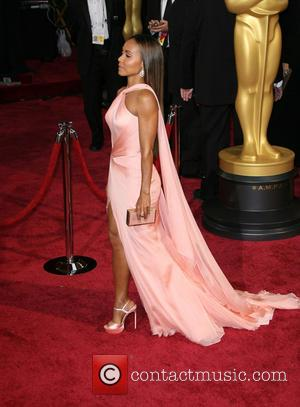 Jada Pinkett Smith - The 86th Annual Oscars held at Dolby Theatre - Red Carpet Arrivals - Los Angeles, California,...