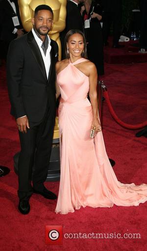 Jada Pinkett Smith and Will Smith