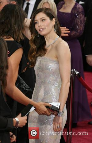 Jessica Biel - The 86th Annual Oscars held at Dolby Theatre - Red Carpet Arrivals - Los Angeles, California, United...