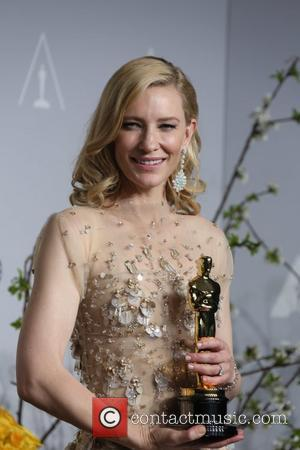 Cate Blanchett Among Women To Be Feted At 2014 Crystal + Lucy Awards