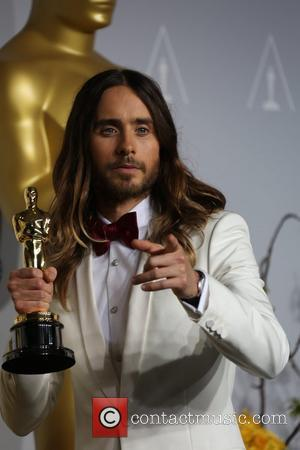 Jared Leto - The 86th Annual Oscars - Press Room - Los Angeles, California, United States - Sunday 2nd March...
