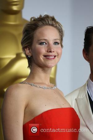 Jennifer Lawrence - The 86th Annual Oscars - Press Room