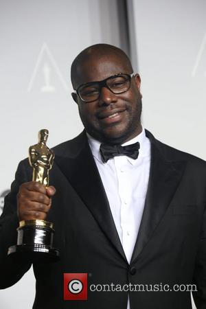 Steve McQueen - The 86th Annual Oscars - Press Room