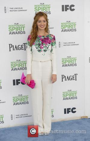 Ahna O'Reilly - The 2014 Film Independent Spirit Awards arrivals - Los Angeles, California, United States - Sunday 2nd March...
